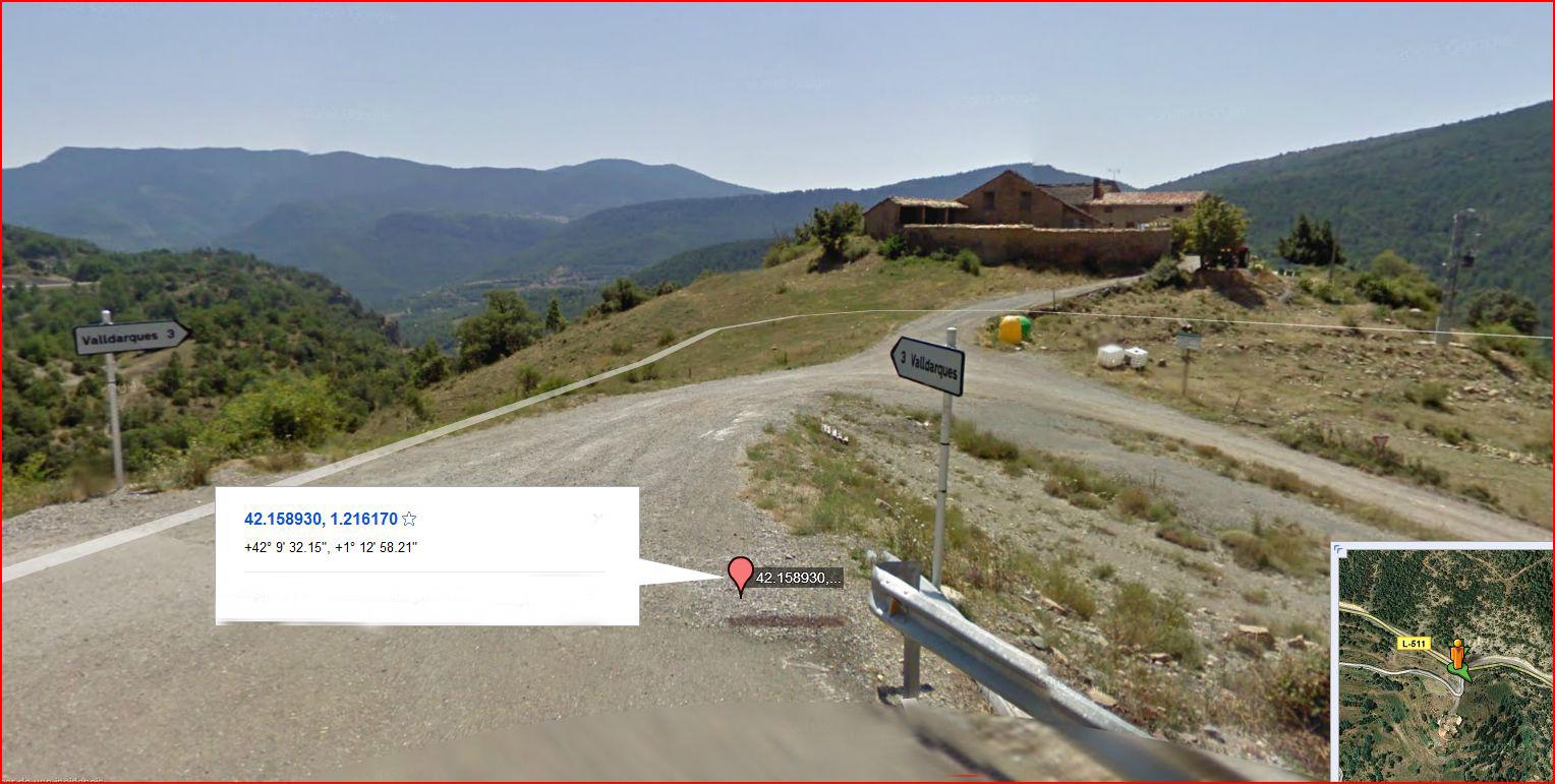 castell-de-valldarques-mapa-google-itinerari