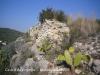 Castell de Vespella - Part superior del turó. Restes (?)