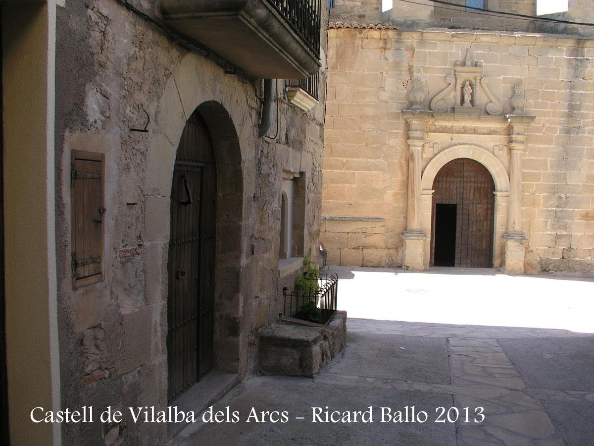 Castell de Vilalba dels Arcs