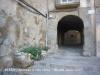 Castell del Llor - Portal d\'entrada a la vila closa.