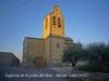 Castell del Llor - Església parroquial de Sant Julià del Llor.