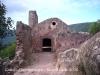 Castell d'Eramprunyà - Ermita de Sant Miquel.