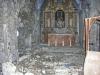 Església de Santa Maria d'Erillcastell - Interior