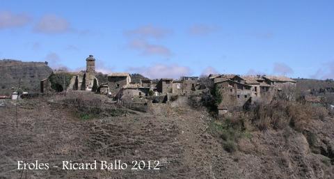 Castell d'Eroles