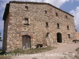 Castell d'Esparraguera - Masia.