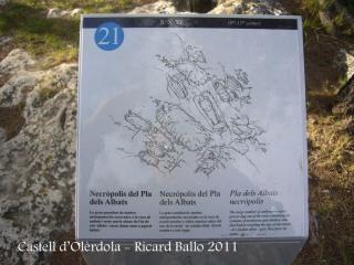 Olèrdola - Pla dels albats