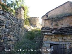 Castell d'Orrit - Tremp