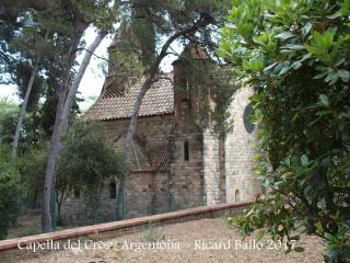 Castell Garí – Argentona - Capella del Cros