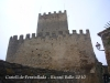 Castell de Peratallada.