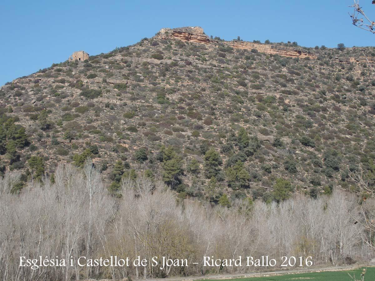 Castellot de Sant Joan – Ponts