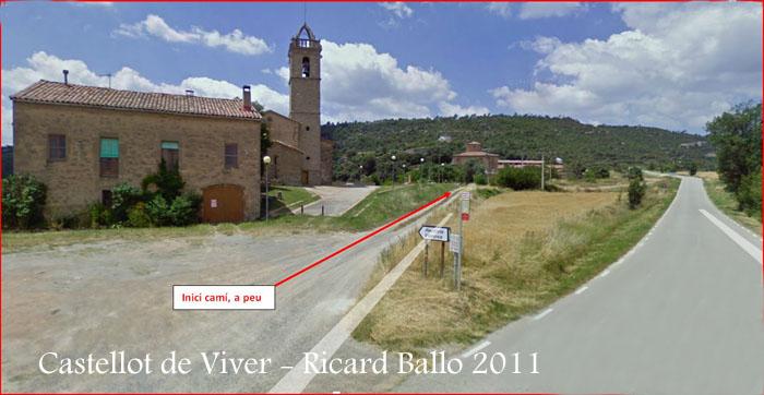 viver-i-serrateix-el-castellot-mapa-google-detall-inici-itinerari