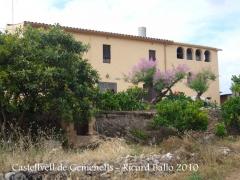 Castellvell de Gemenells - Masia: Cal Fèlix