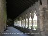 Catedral de Santa Maria - la Seu d'Urgell. Claustre.