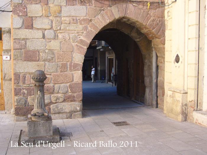 La Seu d'Urgell.