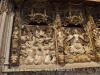 Catedral de Tarragona - Imatge de Santa Tecla a la predel·la d'alabastre policromat