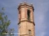 Collbató - Campanar de l\'església parroquial de Sant Corneli.