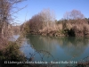 El riu Llobregat al seu pas per la Colònia Soldevila.