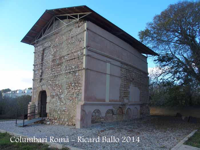 Columbari Romà – Vila-rodona