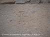 Convent dels Trinitaris – Anglesola - Signes dels picapedrers