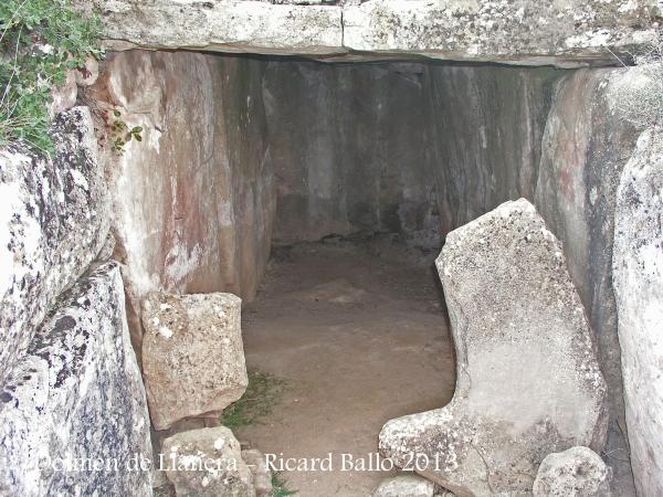 Dolmen de Llanera