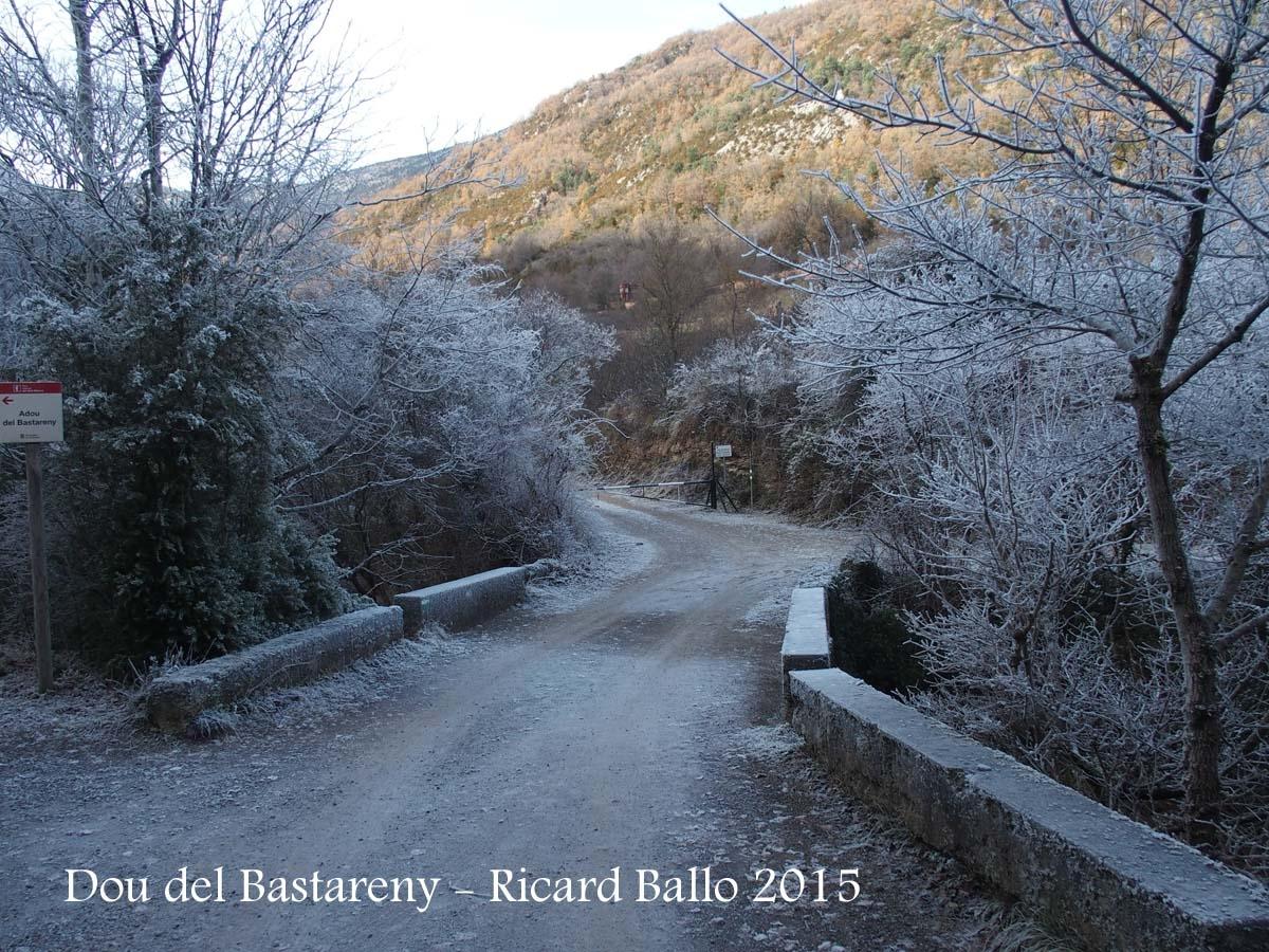 Camí a la Dou del Bastareny