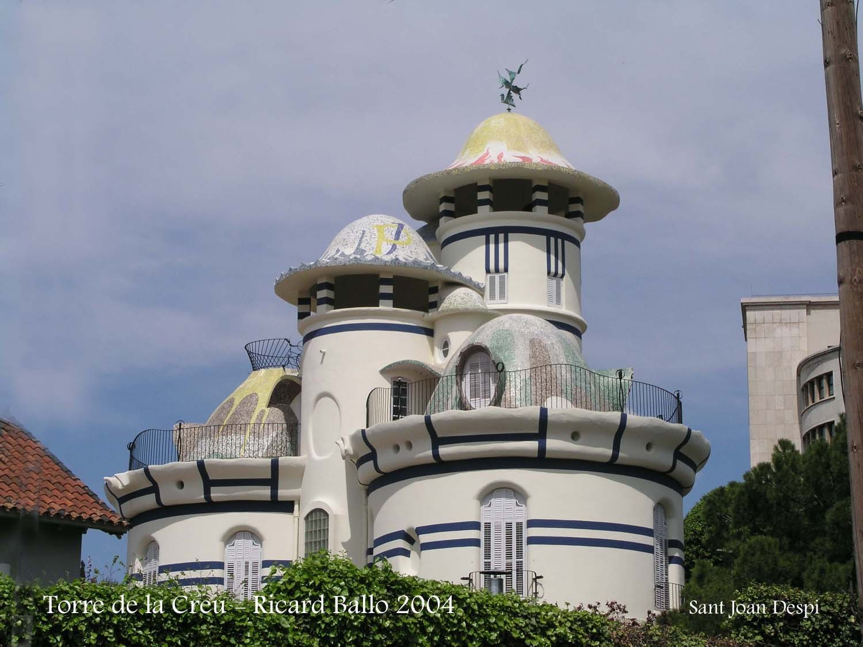 Torre de la Creu - Sant Joan Despí