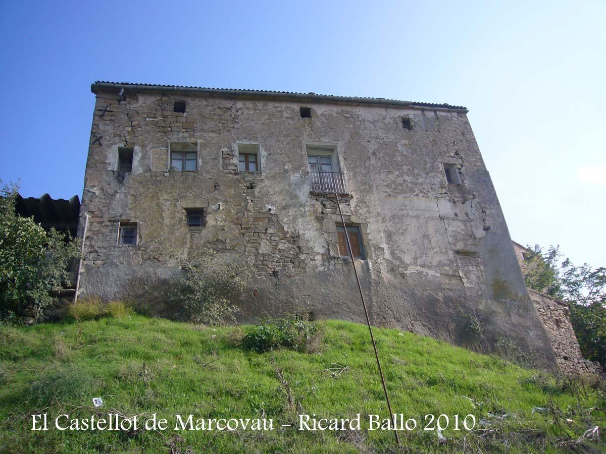 El Castellot de Marcovau – La Foradada