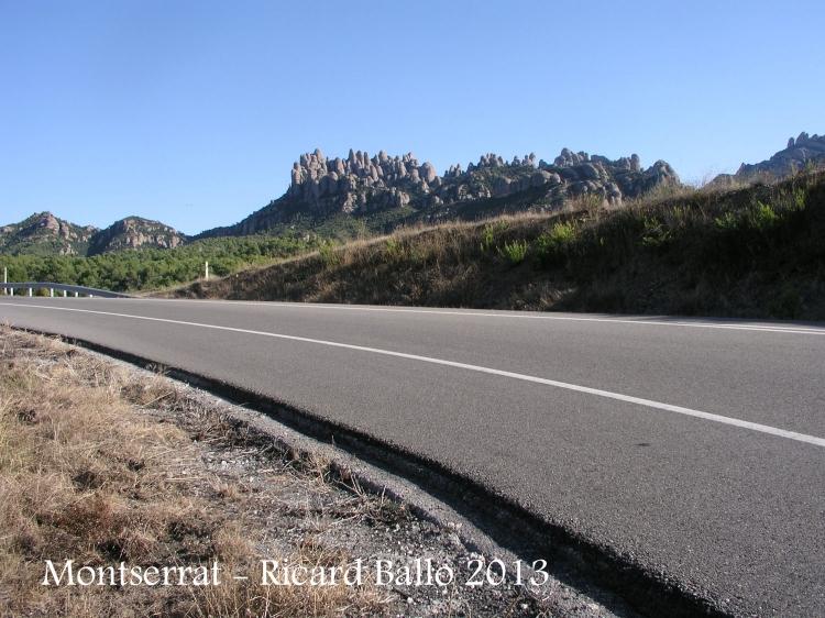 El Bruc - Una visió diferent de la muntanya de Montserrat ...