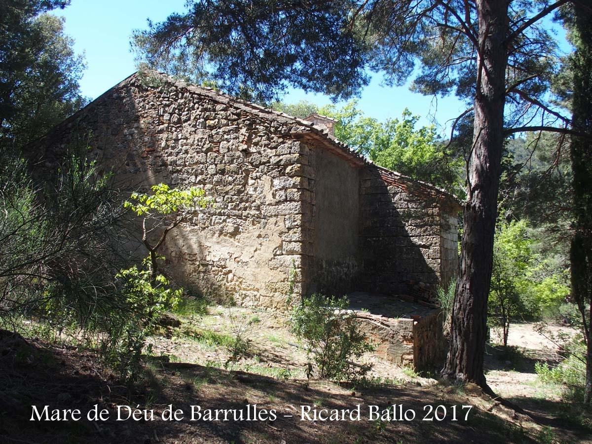 Ermita de la Mare de Déu de Barrulles – Capafonts
