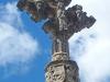 Creu de terme situada al davant de l'Ermita de la Mare de Déu de Loreto - Ulldecona