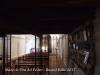 Ermita de la Mare de Déu del Pedró – Sant Hilari Sacalm - Fotografia obtinguda introduint l'objectiu de la màquina de fotografiar a través de la reixa d'una finestra