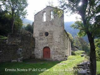 Ermita de Nostra Senyora del Catllar – Vilallonga de Ter