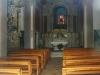 Ermita de Puig-l'Agulla – Sant Julià de Vilatorta - Fotografia obtinguda adossant l'objectiu de la máquina de fotografiar al vidre de la porta d'entrada,.