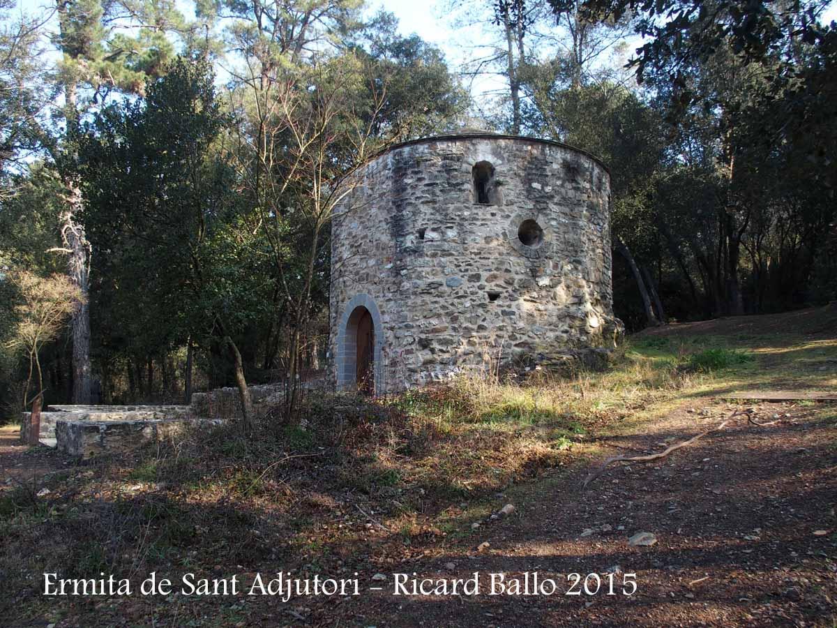 Ermita de sant adjutori sant cugat del vall s vall s - Mudanzas sant cugat del valles ...