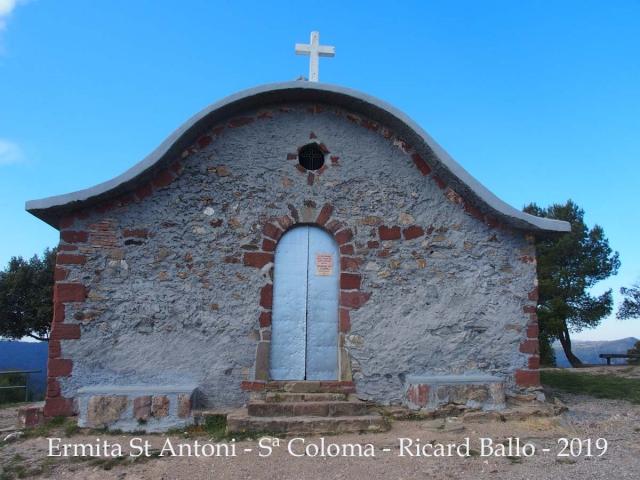 Ermita de Sant Antoni – Santa Coloma de Cervelló