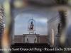 Ermita de Sant Grau del Puig – Urús - Fotografia aconseguida de manera ben precària, adossant l'objectiu de la màquina de retratar a una minúscula reixeta que hi ha a la finestreta de la porta d'entrada.