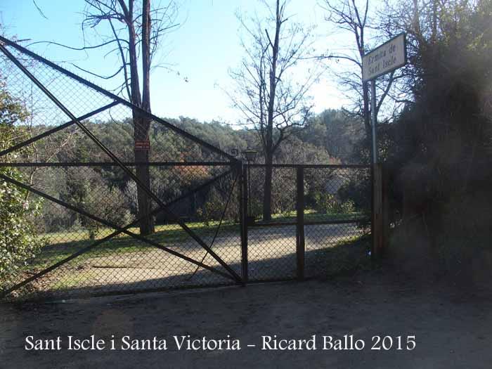 Ermita de Sant Iscle i Santa Victòria de les Feixes – Cerdanyola del Vallès