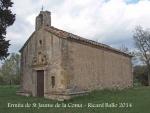 Ermita de Sant Jaume de la Coma – Moià