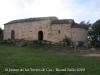 Ermita de Sant Jaume de les Torres de Cas – Àger
