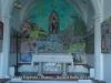 Ermita de Sant Joan Baptista – Blanes - Pintures de la il•lustradora Pilarín Bayés de l'any 2007.
