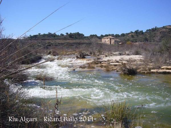 Riu Algars - Batea