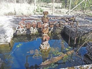 """Ermita de Sant Joan – Riudaura - Paratge conegut popularment amb el nom de """"el petroli"""""""