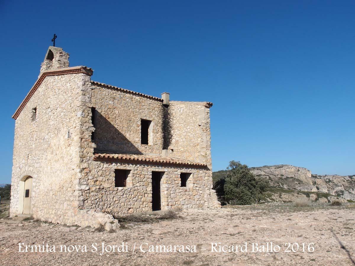 Ermita NOVA de Sant Jordi - Camarasa