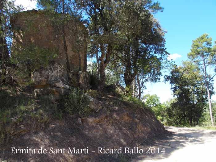 Ermita de Sant Martí – Sant Mateu de Bages