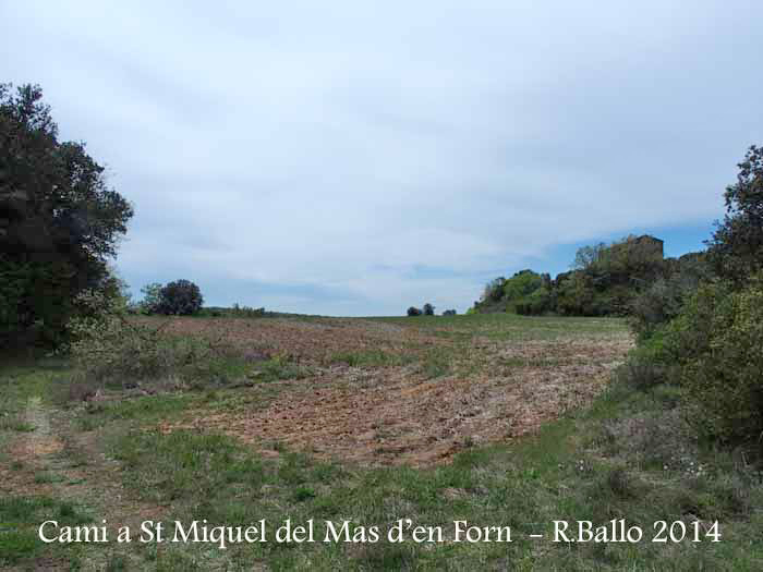 Ermita de Sant Miquel del Mas d'en Forn – Biosca
