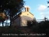 Ermita de Sant Nicolau  – Ametlla del Vallès
