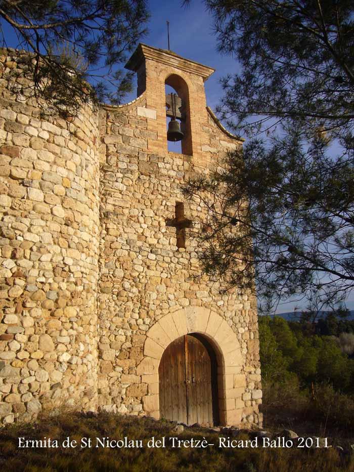 Ermita de Sant Nicolau del Tretzè – Piera