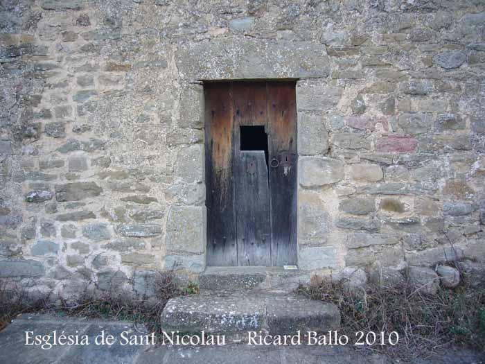 Ermita de Sant Nicolau – Sant Miquel de Campmajor
