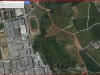 Ermita de Sant Pere d'Ullastre – Castellar del Vallès - Itinerari - Captura de pantalla de Google Maps, complementada amb anotacions manuals