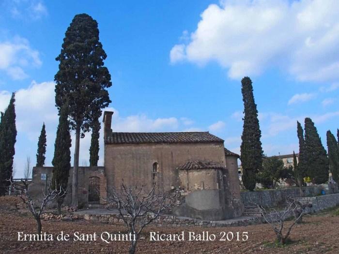 Ermita de Sant Quintí – Castellbisbal